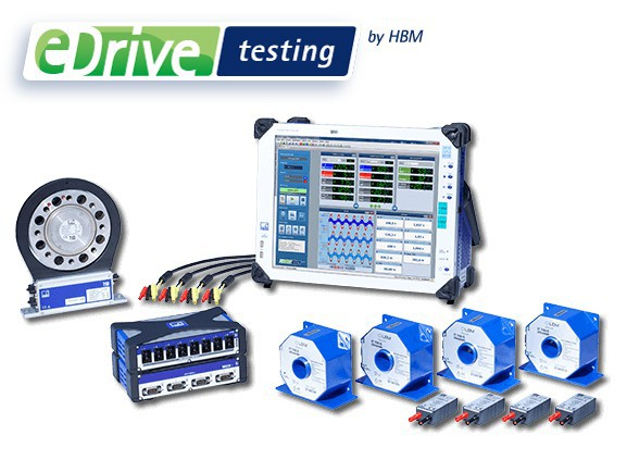 Компания НВМ представляет инновационную технологию eDrive testing для испытаний электродвигателей