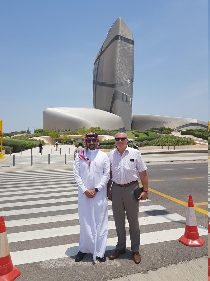 Генеральный директор ООО «Завод «Изолятор» посетил Саудовскую Аравию