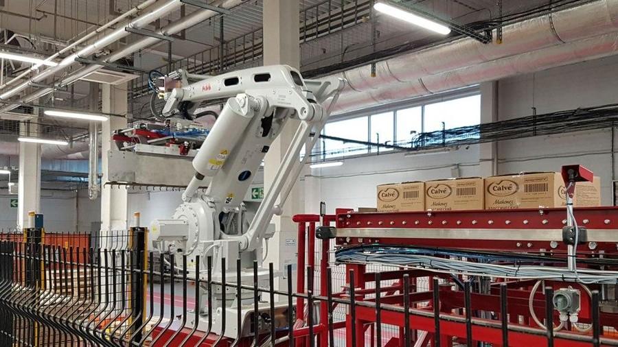 Роботы ABB IRB 660