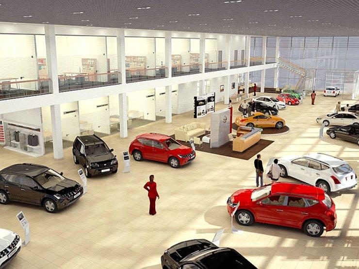 Создание мобильных приложений для автосалонов