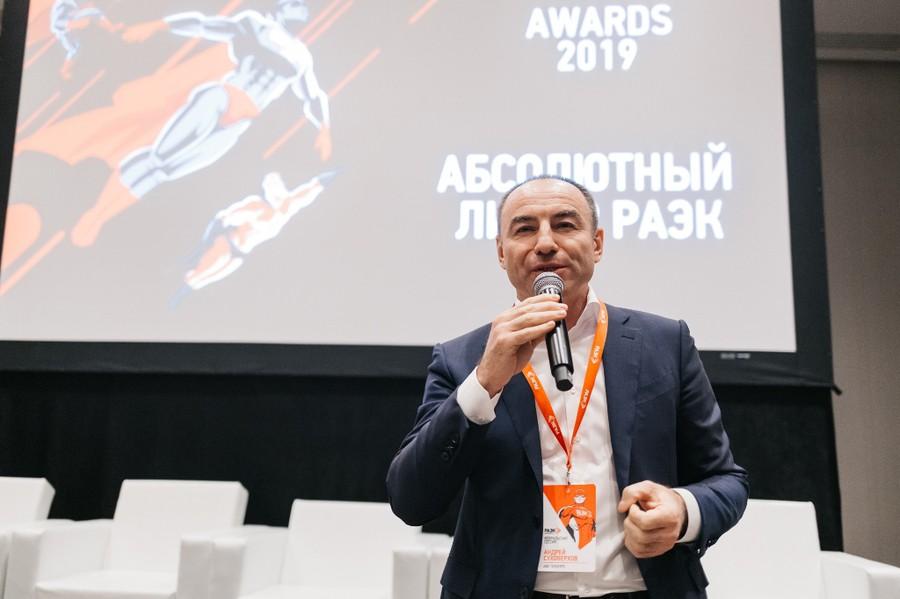 Председатель совета директоров РАЭК номинирован на премию «Золотой Фотон»