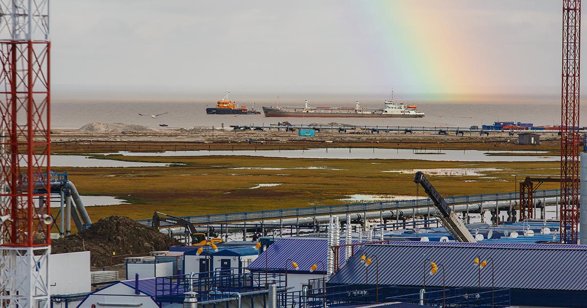 «Новый порт» Заполярья