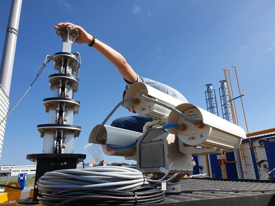 Детектор метана серии ДЛС от «ПЕРГАМ» заступил на трудовую вахту