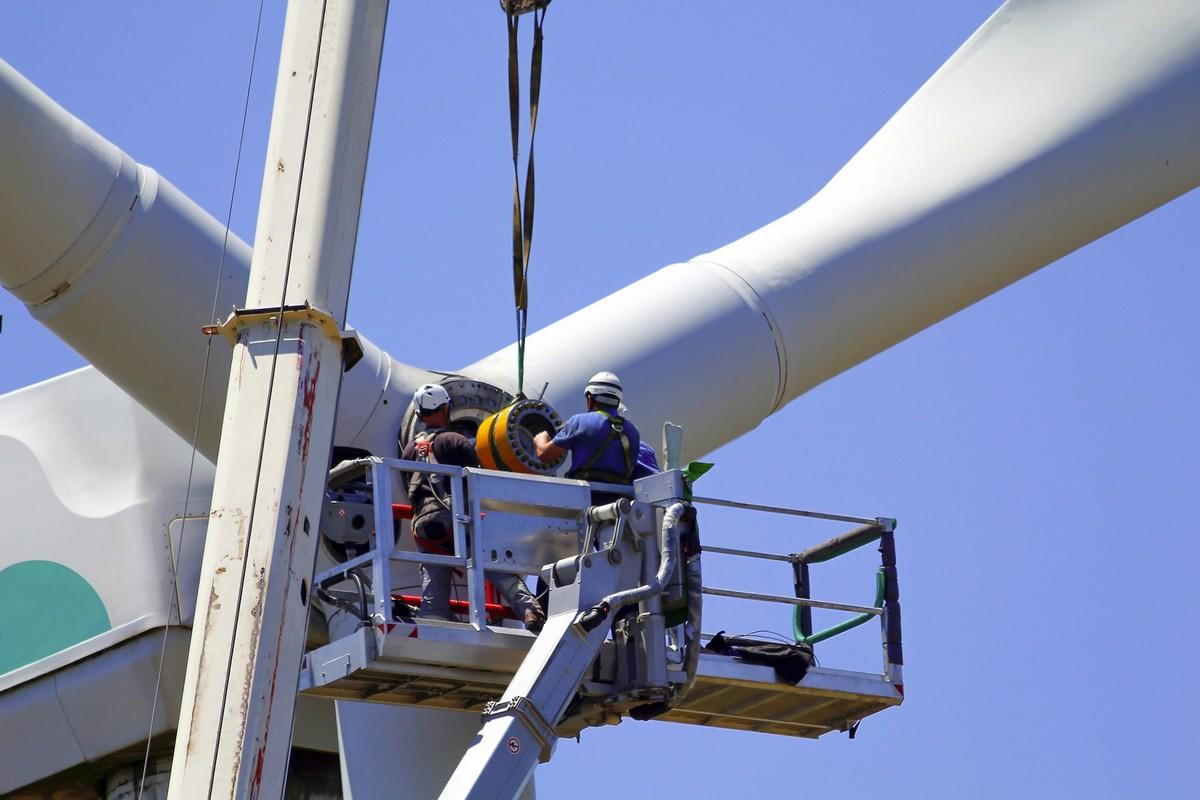 Ремонт турбины