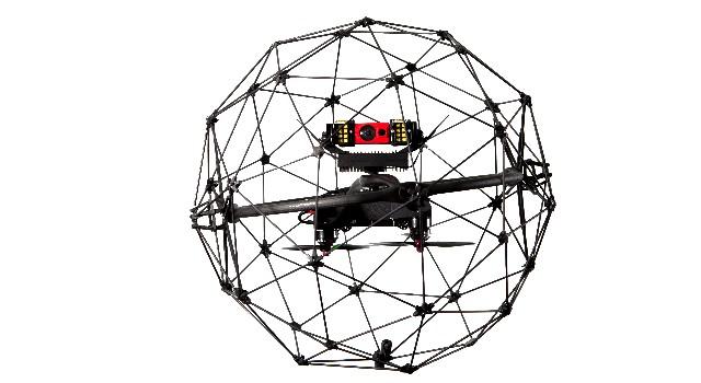 Flyability SA получила первое место среди промышленных стартапов