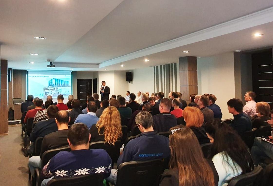 Консорциум ЛОГИКА-ТЕПЛОЭНЕРГОМОНТАЖ на выездном семинаре в Казани