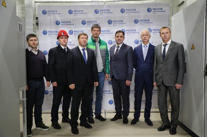 «Россети Центр» запитали новый торговый комплекс «Леруа Мерлен» в Ивановской области