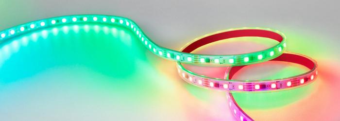 Светодиодные ленты «бегущий огонь» от Arlight