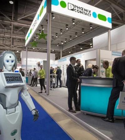 Стенд «Феникс Контакт РУС» будет представлен на форуме «Электрические сети»