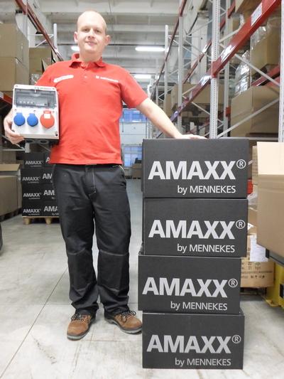Розетки AMAXX российского производства в ассортименте ЭТМ