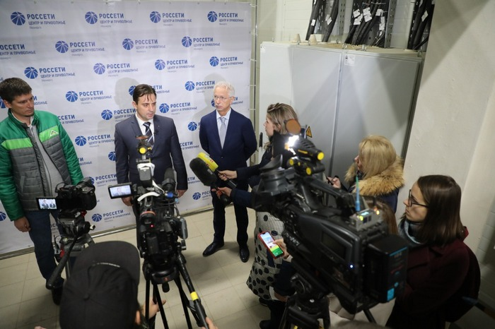 «Россети Центр» запитали новый торговый комплекс «Леруа Мерлен» Ивановской области