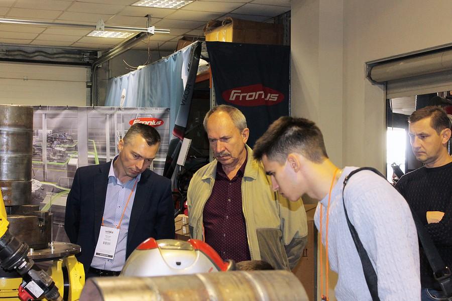 Технологический центр «ТЕНА» на Weldex 2019