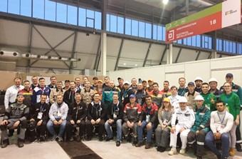 IEK GROUP на WorldSkills Hi-Tech-2019: рекорды компетенции «Электромонтаж» и победа наших юниоров