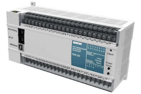 Контроллера ОВЕН ПЛК160 старого образца сняты с производства