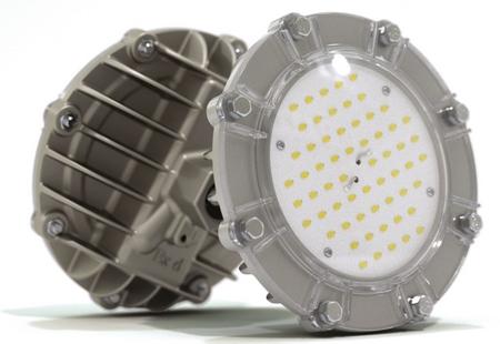 Новый складской ассортимент ЭТМ — взрывозащищенные светильники!