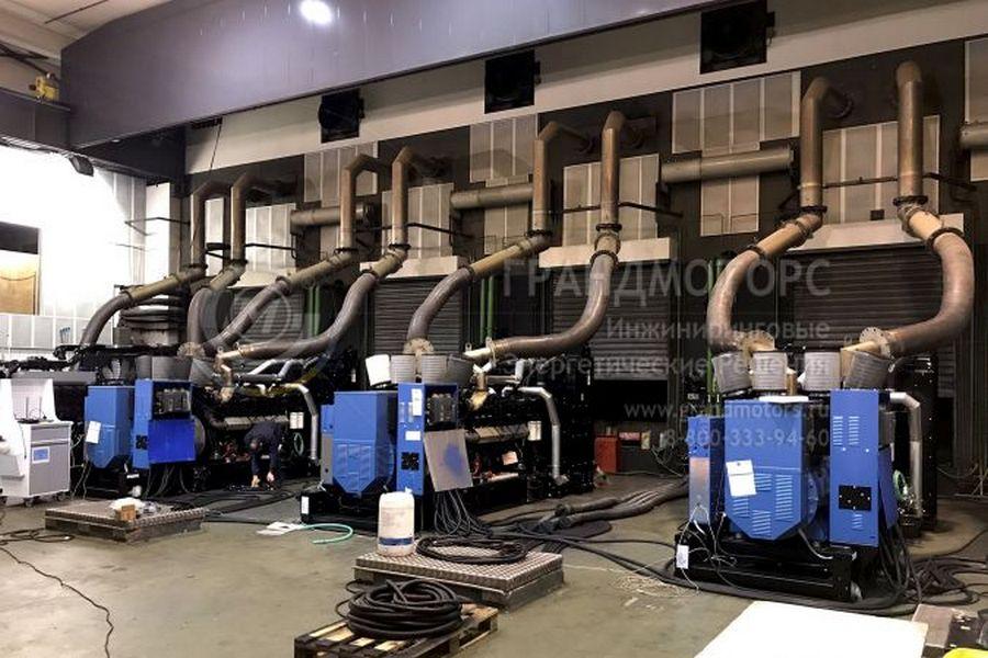 Consulting-Specifying Engineer (CSE) в разделе «Продукт года-2018» присудил электрогенераторным станциям KOHLER-SDMO KD Series золотую награду