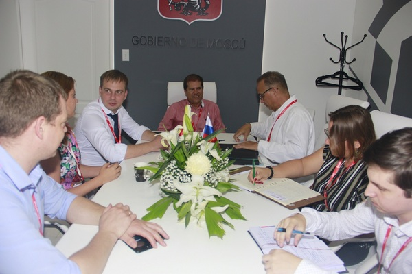 ГК «Москабельмет» побывали на Кубе
