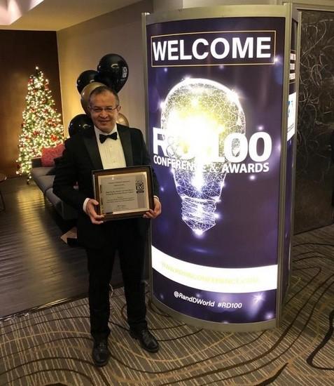 Лауреат премии «Глобальная энергия-2019» Халил Амин получил «Оскар инноваций» за разработки литиевых батарей
