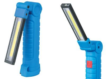 Универсальный аккумуляторный светодиодный фонарь Navigator серии NPT-W