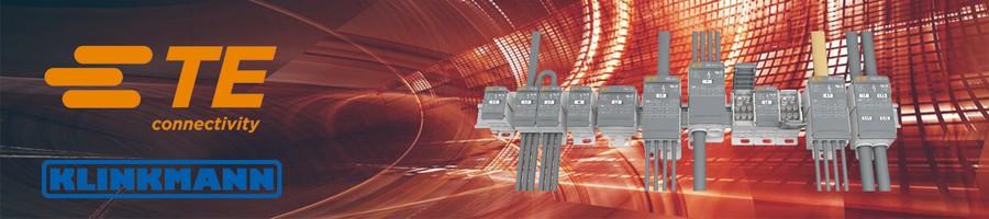 Klinkmann представляет распределительные блоки серии DBL от TE Connectivity ENTRELEC