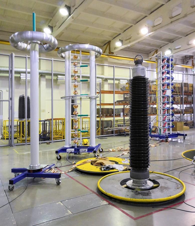 ABB завершила модернизацию испытательной станции на заводе по производству высоковольтных вводов