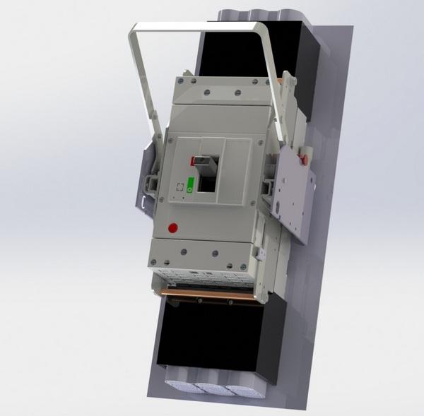 «Контактор» локализует производство готовых изделий для автоматического включателя серии ВА50-39Про