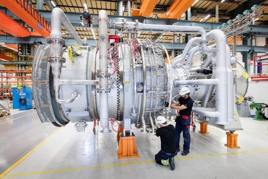 «Сименс» поставит энергетическое оборудование для двух новых пиковых электростанций «Витебскэнерго»