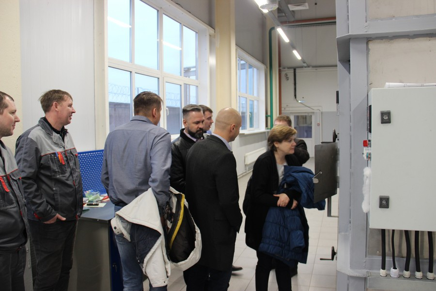 Изучение нюансов работы лаборатории входного контроля завода «Алюр»