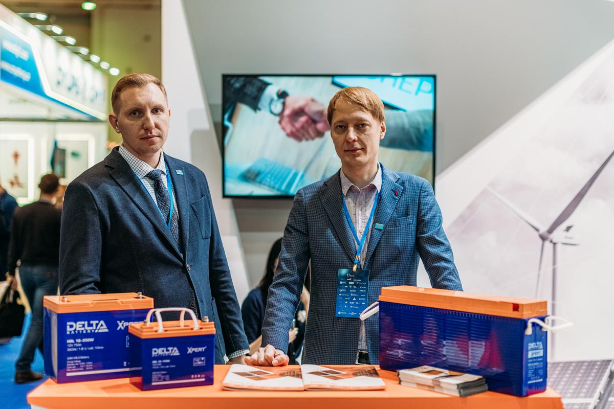 Компания «Энергон» представила новинки на «МФЭС-2019» и получила награду в конкурсе «Электросайт года-2019»