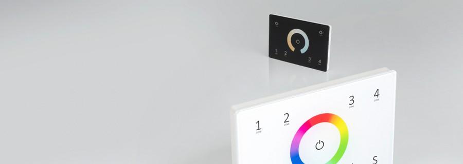 Стеклянные настенные панели серии Smart от Arlight