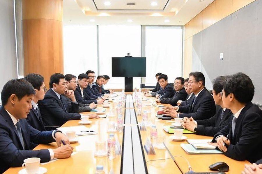 Alageum Electric и Hyosung Heavy Industries построят завод по производству высоковольтного оборудования