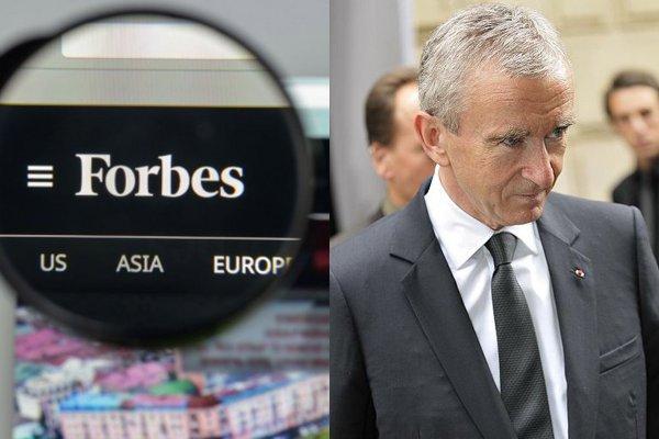 В Forbes назвали самых успешных бизнесменов недели