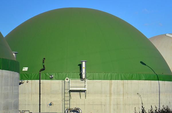 Изоляционные накрытия для биогазовых установок