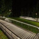 Компания Ledvizor создала ландшафтное освещение в парке «Гремячая грива»